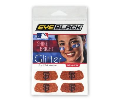 San Francisco Giants Glitter EyeBlack