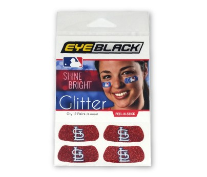 St Louis Cardinals Glitter EyeBlack