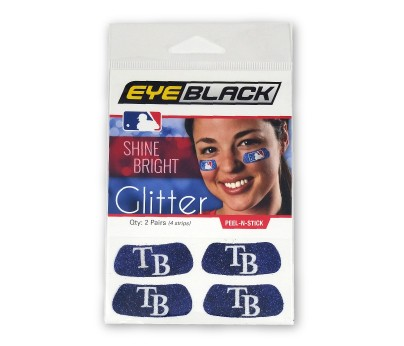Tampa Bay Rays Glitter EyeBlack