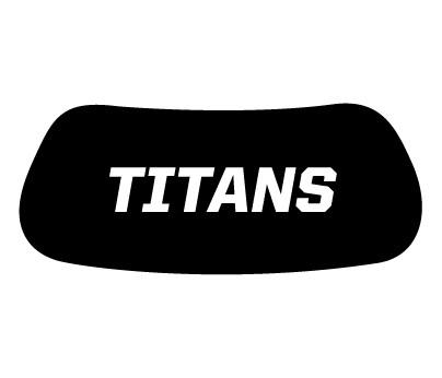 Titans Eye Black