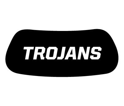 Trojans Eye Black