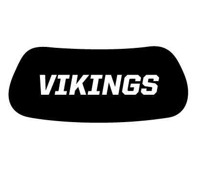 Vikings Eye Black