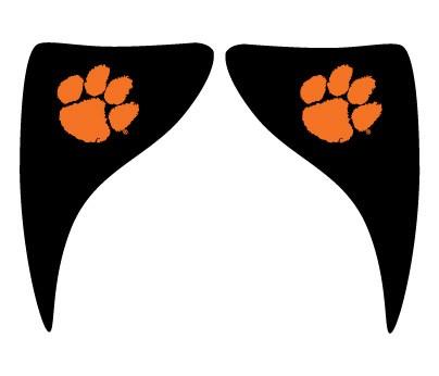 Clemson Paw