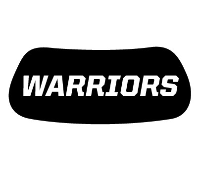 Warriors Eye Black