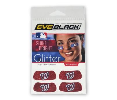 Washington Nationals Glitter EyeBlack