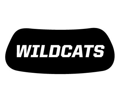 Wildcats Eye Black