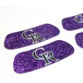 Colorado Rockies Glitter EyeBlack