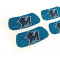 Miami Marlins Glitter EyeBlack