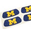 Michigan Glitter Eye Black