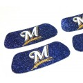 Milwaukee Brewers Glitter EyeBlack