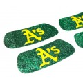 Oakland Athletics Glitter EyeBlack