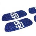 San Diego Padres Glitter EyeBlack