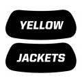 Yellow Jackets Eye Black