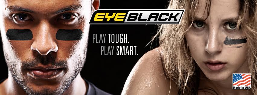 Eye Black: Play Tough. Play Smart.